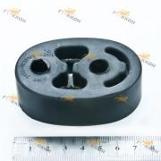Амортизатор подвески глушителя ГАЗ 3302, 2217