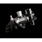 Кран отопителя ВАЗ 2108 -09, 2115, УАЗ 3162, 3163 керамический