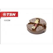 Бегунок ВАЗ 2101-07, 2121 конт. резис. корич. /TSN/