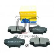 Колодка торм. ВАЗ Largus передняя с ABS (к-т 4 шт)