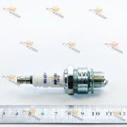 Свеча зажигания Silver NR15S.4K ГАЗ 402 дв.коротк.(компл. 4шт)