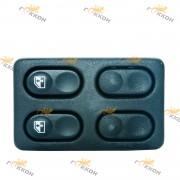 Блок управления стеклоподъемниками Норма ВАЗ 2110 (2-х кноп. )